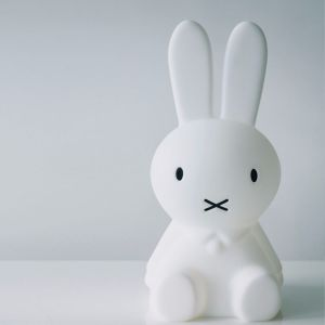 MrMaria Miffy XL dimmbare LED Lampe 80cm by Schmatzepuffer® online kaufen