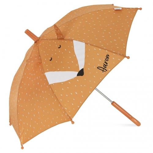 Kinder Regenschirm Mr. Fuchs   Trixie