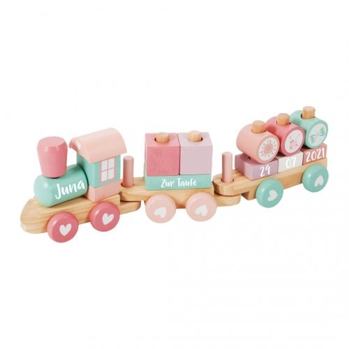 Holz Zug Pink | Little Dutch