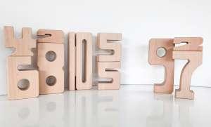 SumBlox Holzbausteine Home Set (43 Bausteine inkl. Übungskarte)   by Schmatzepuffer® online kaufen