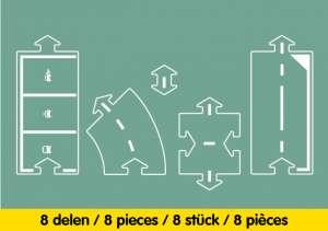 WayToPlay Erweiterungsset Halfway 8 Teile by Schmatzepuffer® online kaufen
