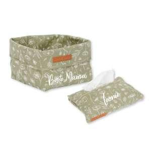 Set für Mamas Pflegeprodukte grün   Little Dutch