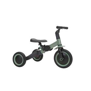 Dreirad / Laufrad 4-1 Kaya grün | Topmark