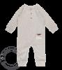 Little Dutch Overall - grey melange Gr.50 | by Schmatzepuffer®