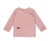 Little Dutch T-Shirt langarm Wickelshirt Größe 62 pink melange rosa   by Schmatzepuffer®
