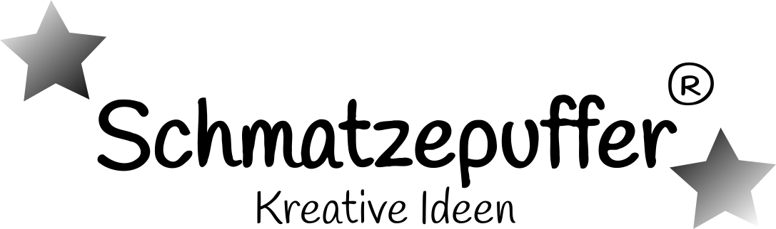 Schmatzepuffer® Kreative Ideen-Logo