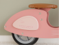 "Preview: Laufrad / LoopScooter Holz Pink / Rosa | Little Dutch by Schmatzepuffer® ""personalisierbar"" Online kaufen"