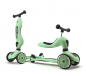 "Preview: Scoot and Ride Highwaykick 1 Scooter / Roller kiwi | by Schmatzepuffer® ""inklusive Namensaufkleber"" online kaufen"