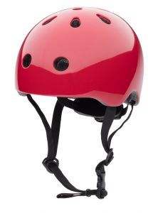 "CoConuts Fahrradhelm S ruby red rot | by Schmatzepuffer® ""personalisierbar"" online kaufen"