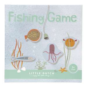 "Angelspiel ""Fishing Game"" aus Holz 