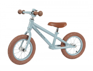 "Little Dutch 4542 Laufrad 12"" Balance Bike LoopScooter blue blau 