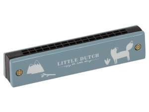 Little Dutch 4403 Mundharmonika Adventure adventure blue