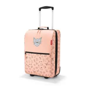 "Reisenthel® Trolley XS kids cats and dogs rose | by Schmatzepuffer® ""personalisierbar"" online kaufen"