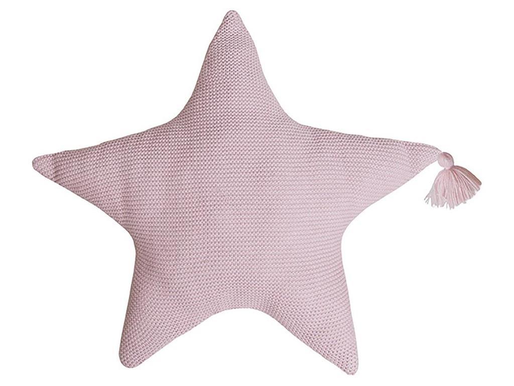 schmatzepuffer kreative ideen jabadabado k068 sternkissen kissen stern altrosa rosa by. Black Bedroom Furniture Sets. Home Design Ideas