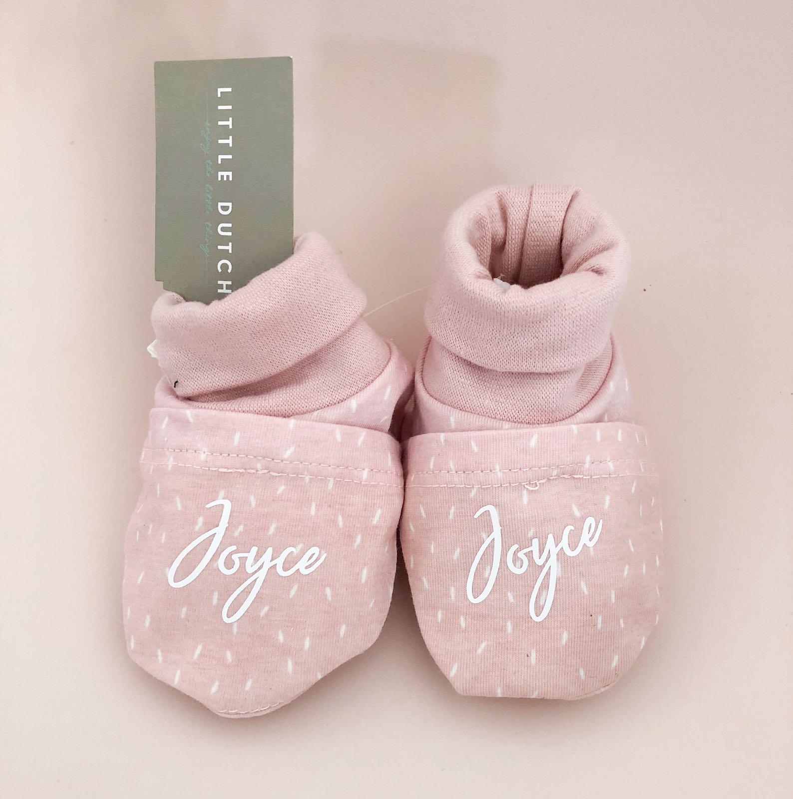 timeless design adffc bf19b Little Dutch 180054 Babyschuhe Größe 17/18 - sprinkles Pink Rosa | by  Schmatzepuffer®