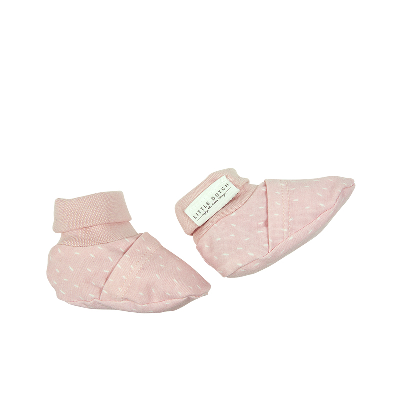 Beste verkauft Bestbewerteter Rabatt Little Dutch 180054 Babyschuhe Größe 17/18 - sprinkles Pink Rosa | by  Schmatzepuffer®