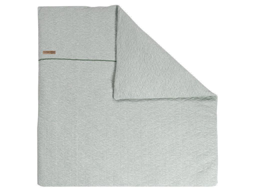 schmatzepuffer kreative ideen little dutch 0925 bettw sche kinderwagen kissenbezug mint. Black Bedroom Furniture Sets. Home Design Ideas