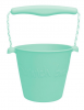 Scrunch Bucket Silikon Eimer mint